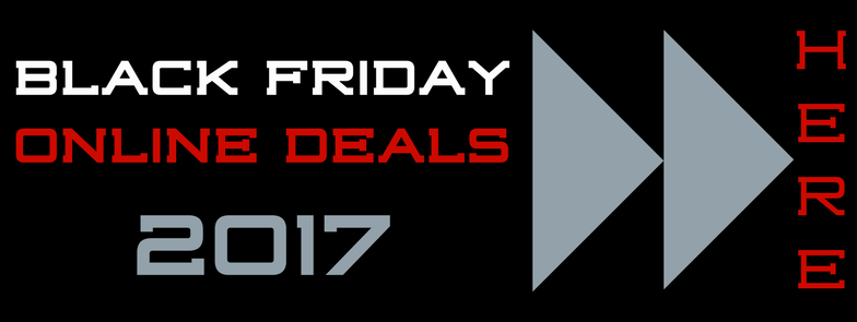 Black Friday Online Deals
