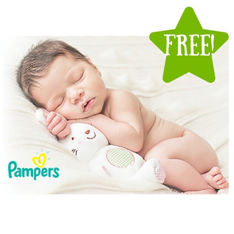 FREE Walmart Welcome Baby Box