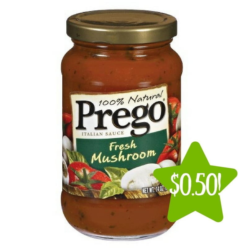 Dollar Tree: Prego Sauce Only $0.50