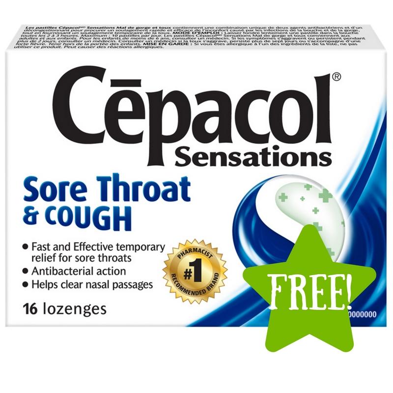 Dollar Tree: FREE Cepacol Sensations Sore Throat Lozenges