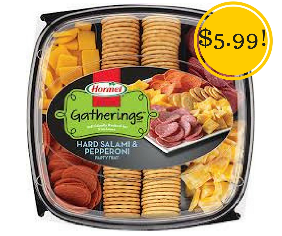 Target: Hormel Gatherings Party Tray Only $5.99