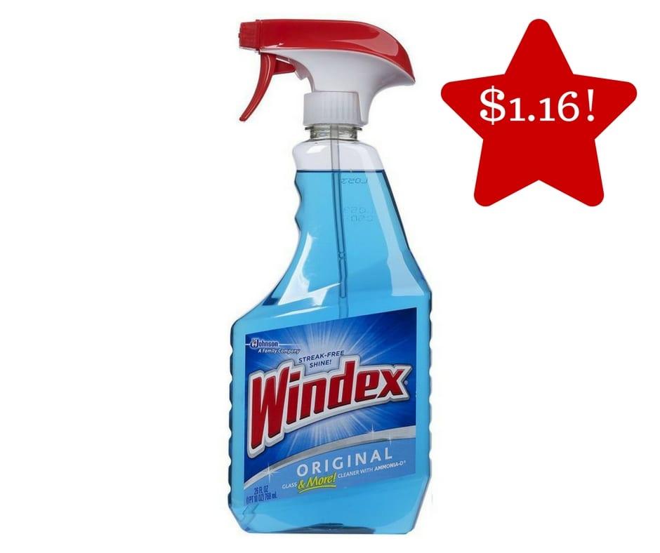 Windex coupon april 2018