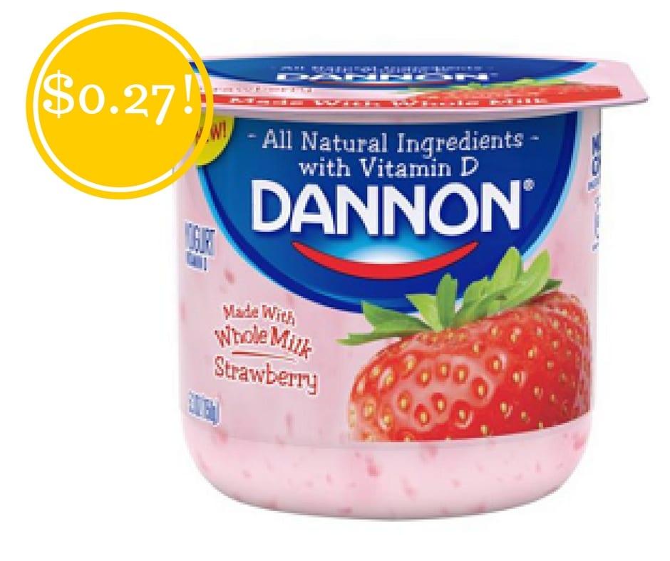 Dannon yogurt coupons 2018