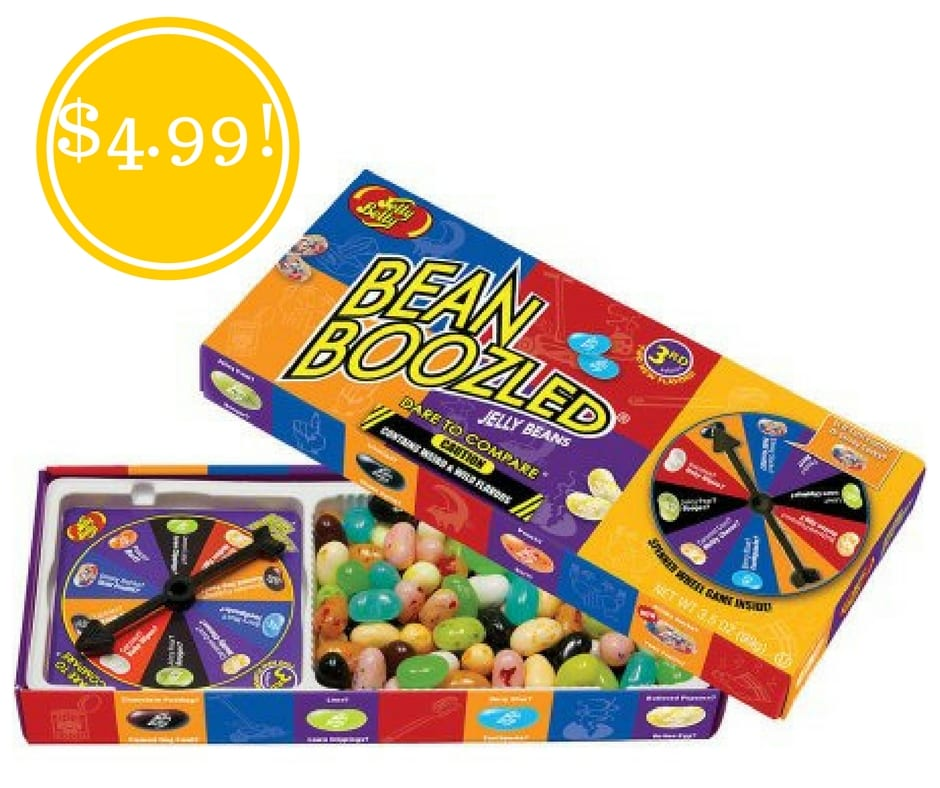Walmart: Jelly Belly BeanBoozled Gift Set Only $4.99!