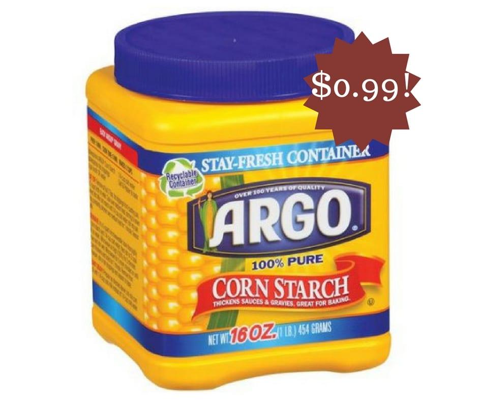 Wegmans: Argo Corn Starch Only $0.99