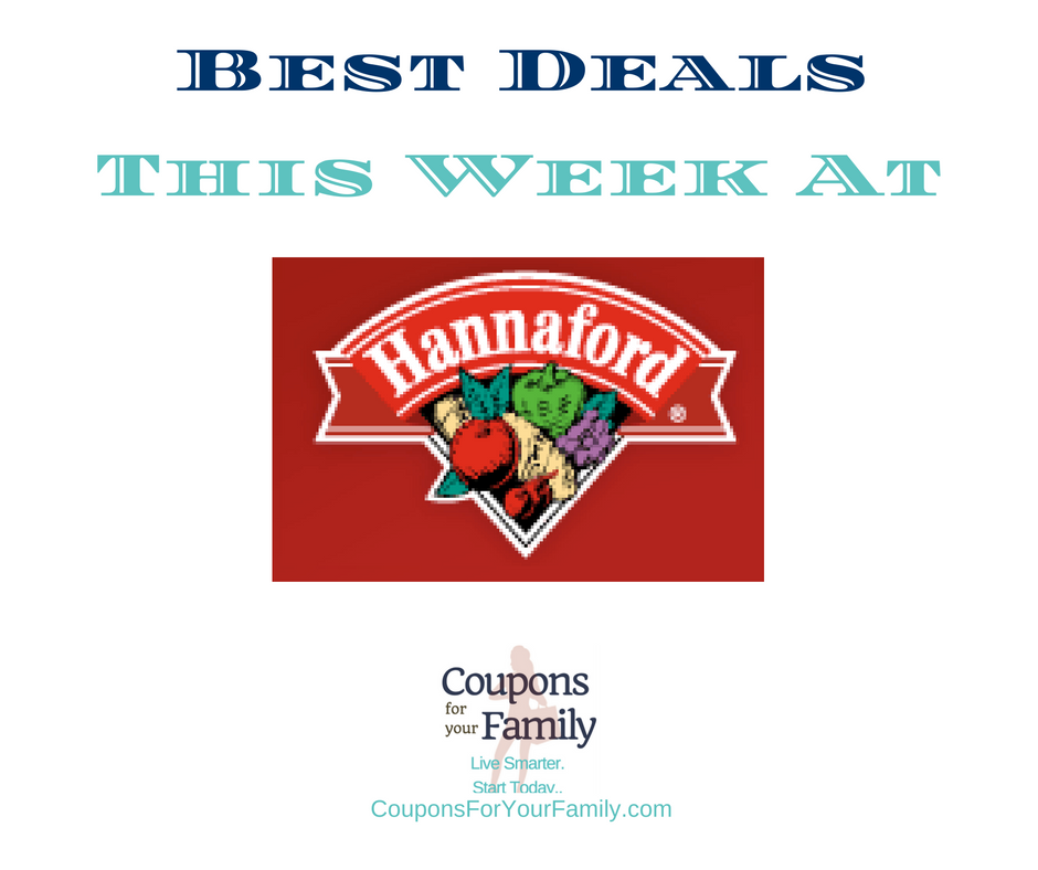 Hannaford Coupons Deals 1/15-1/21:  $0.49 Yellow Potatoes, $1.49 Barber Food Entree & more