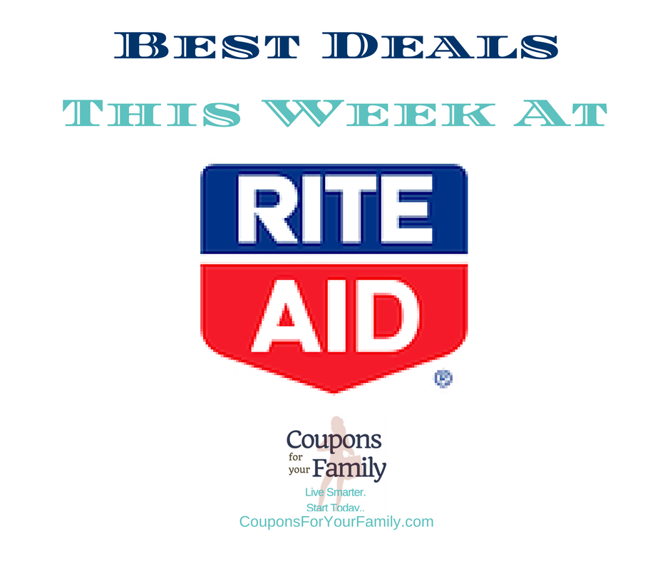 Riteaid deals this week