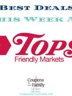 tops friendly markets best deals