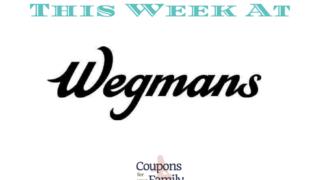 Weekly Wegmans Grocery Deals & Sales