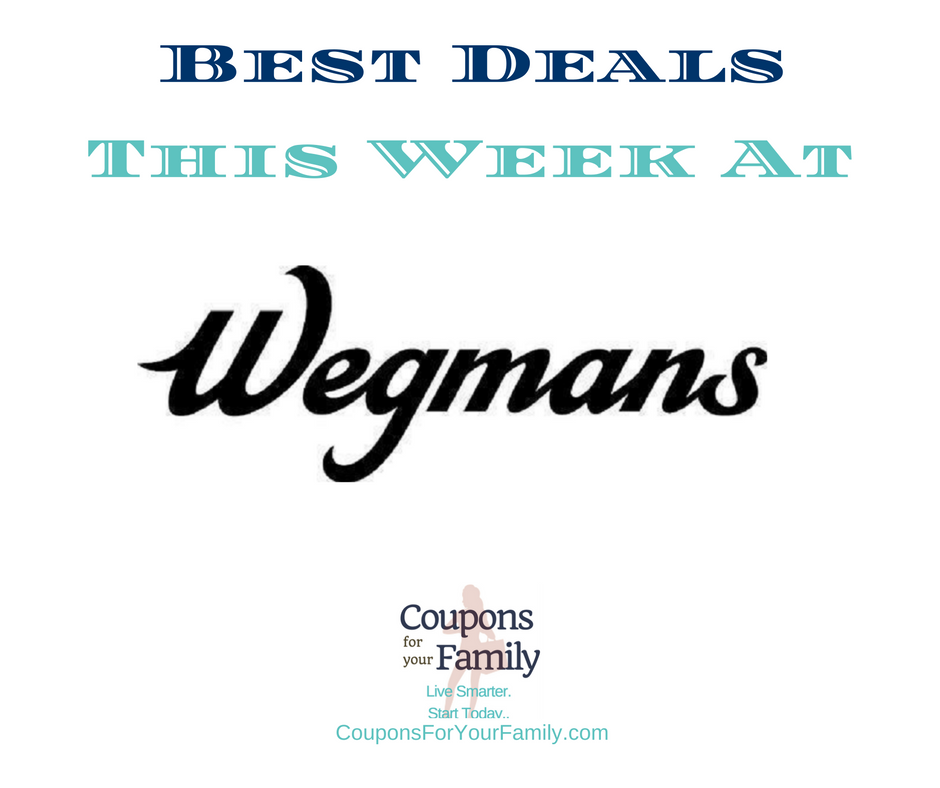 Wegmans Grocery Deals 5/27-6/4:  FREE Zone Bar, $1.04 Baby Carrots, $1.06 Earth's Best Organic Pouches & more