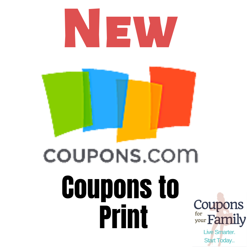 free coupons.com printable