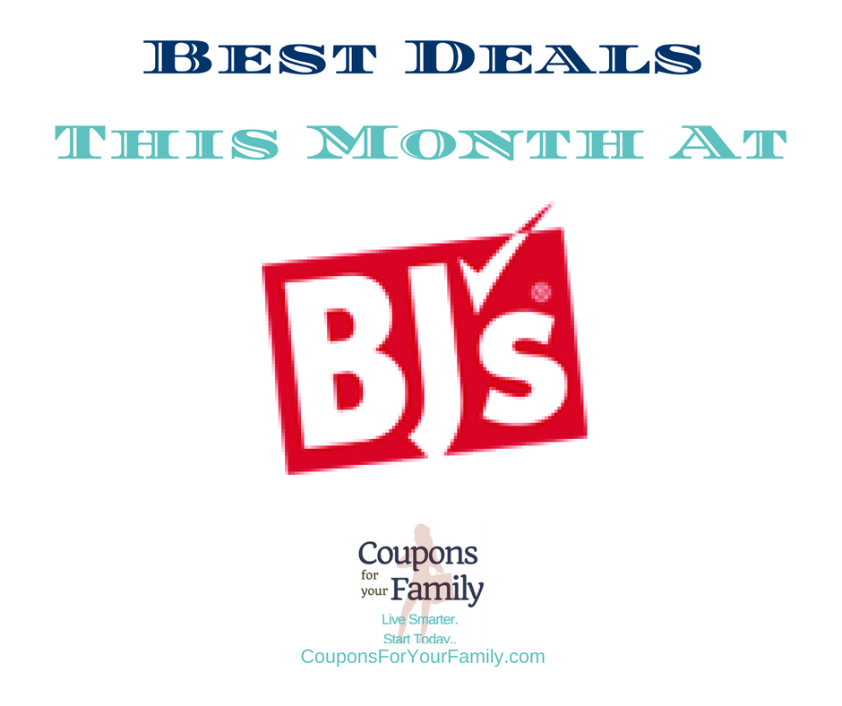 BJs Wholesale Club Coupons & Deals 1/19-2/15:  $3.49 Sabra Salsa, $3.99 Fig Newtons, $12.99 Tide & more