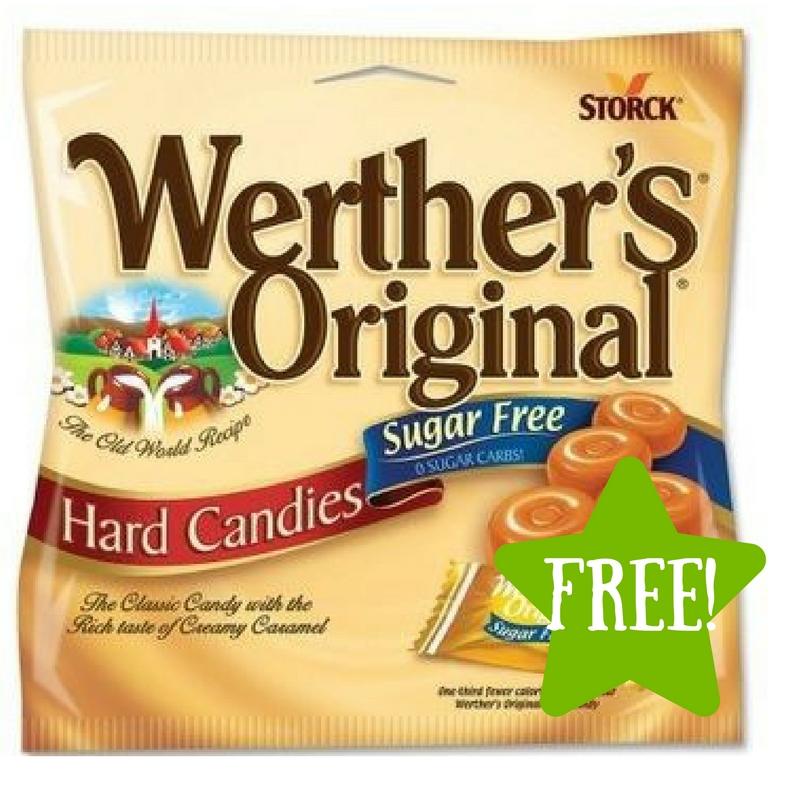 Dollar Tree: FREE Werther's