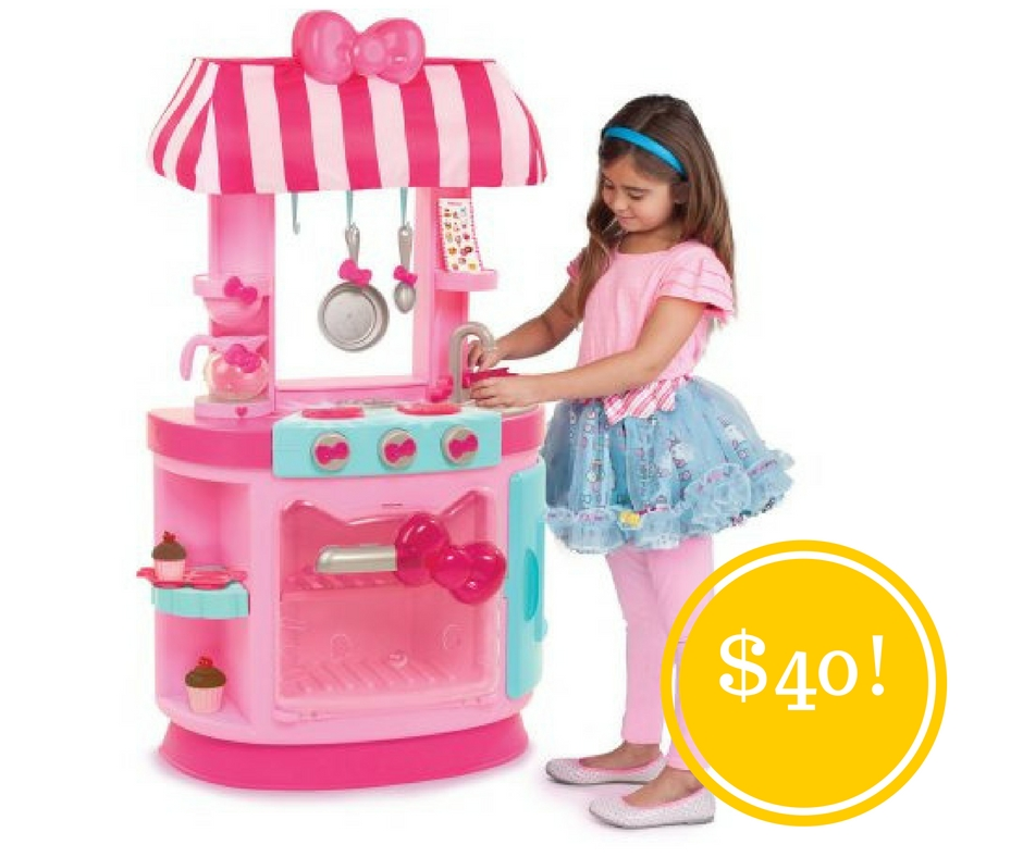 Walmart: Hello Kitty Kitchen Cafe Only $40 (Reg. $80)