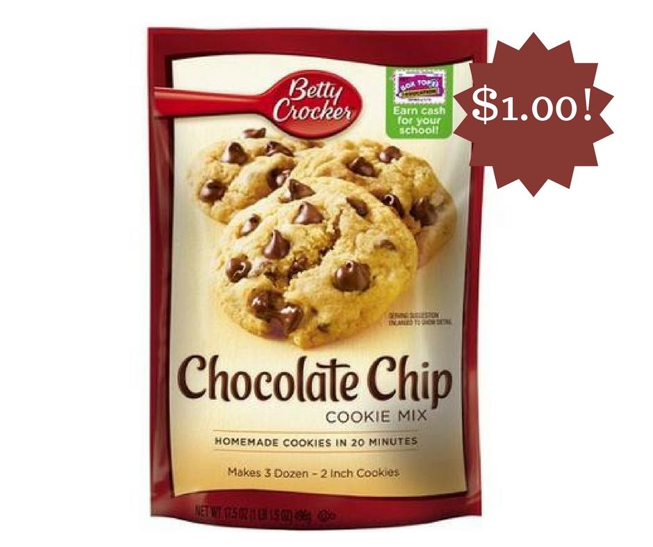 Wegmans: Betty Crocker Cookie Mix Only $1.00