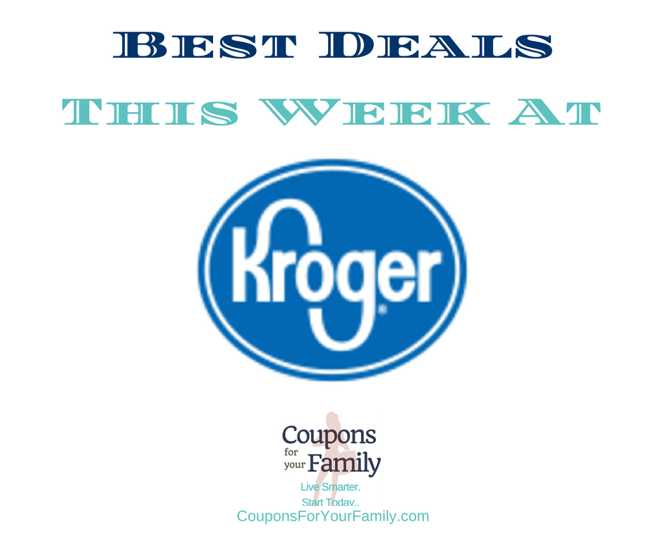 Kroger Weekly Ad Deals 1/18-1/24:  $0.50 Colgate Toothpaste, $4.25 Brawny Towels & more
