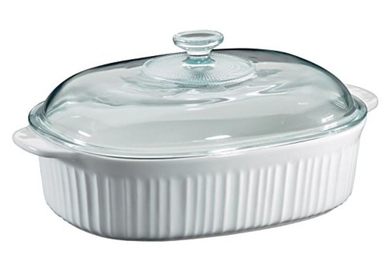 4L corningware dish