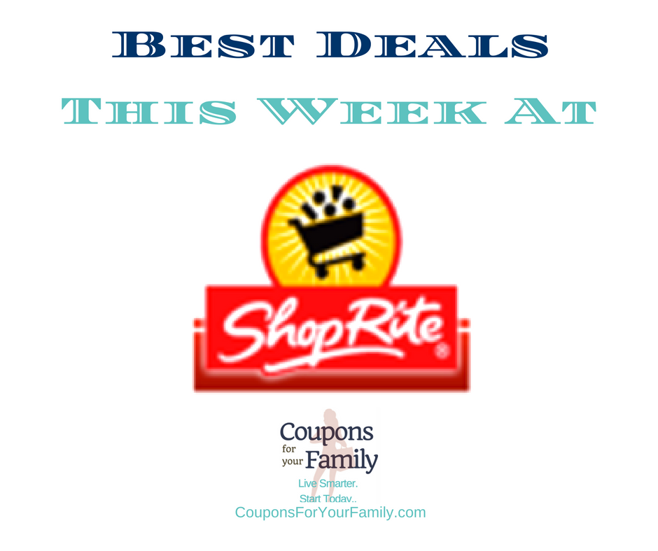 ShopRite Coupons & Best Deals 4/23-4/29:  FREE Colgate Toothpaste, $1.07 Skippy Peanut Butter, $0.75 San Giorgio Pasta & more