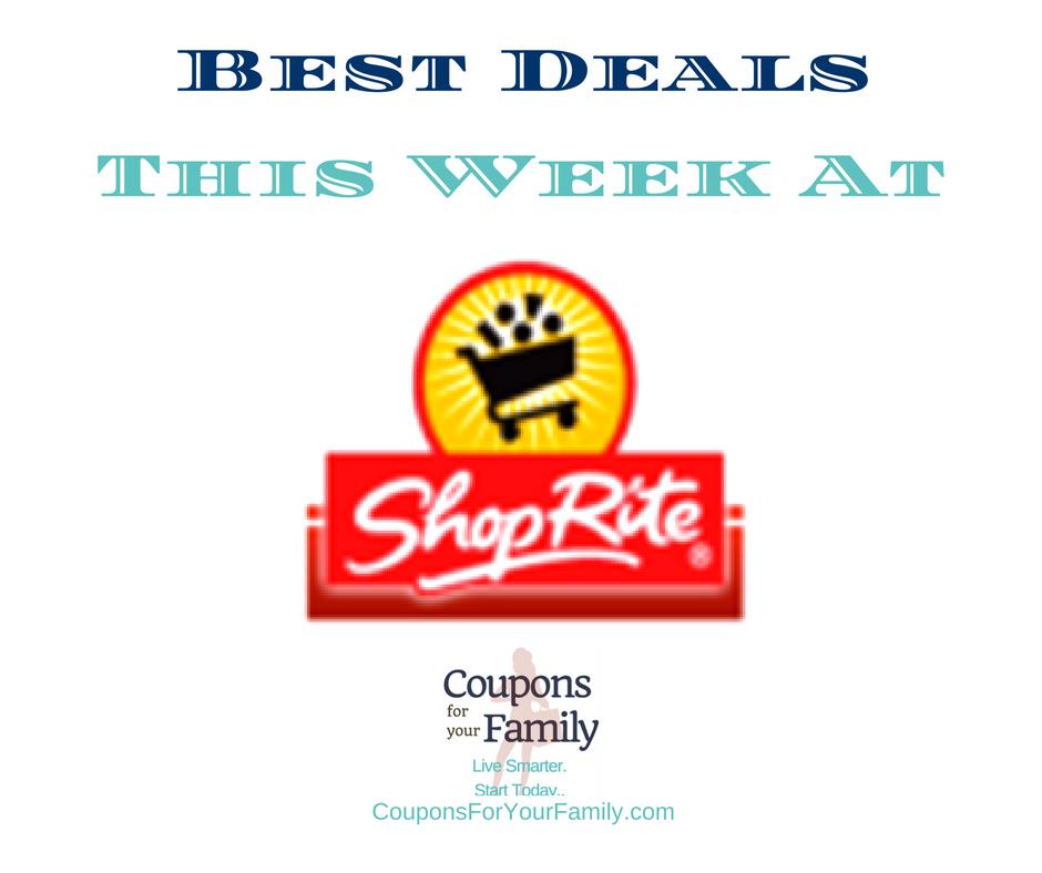 ShopRite Coupons & Best Deals 7/9-7/15:  FREE Betty Crocker Hamburger Helper, Chi-Chi's Salsa, $0.06 Hefty Slider Bags & more