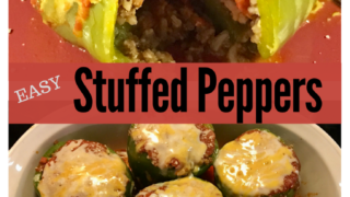 Easy Stuffed Pepper Recipe