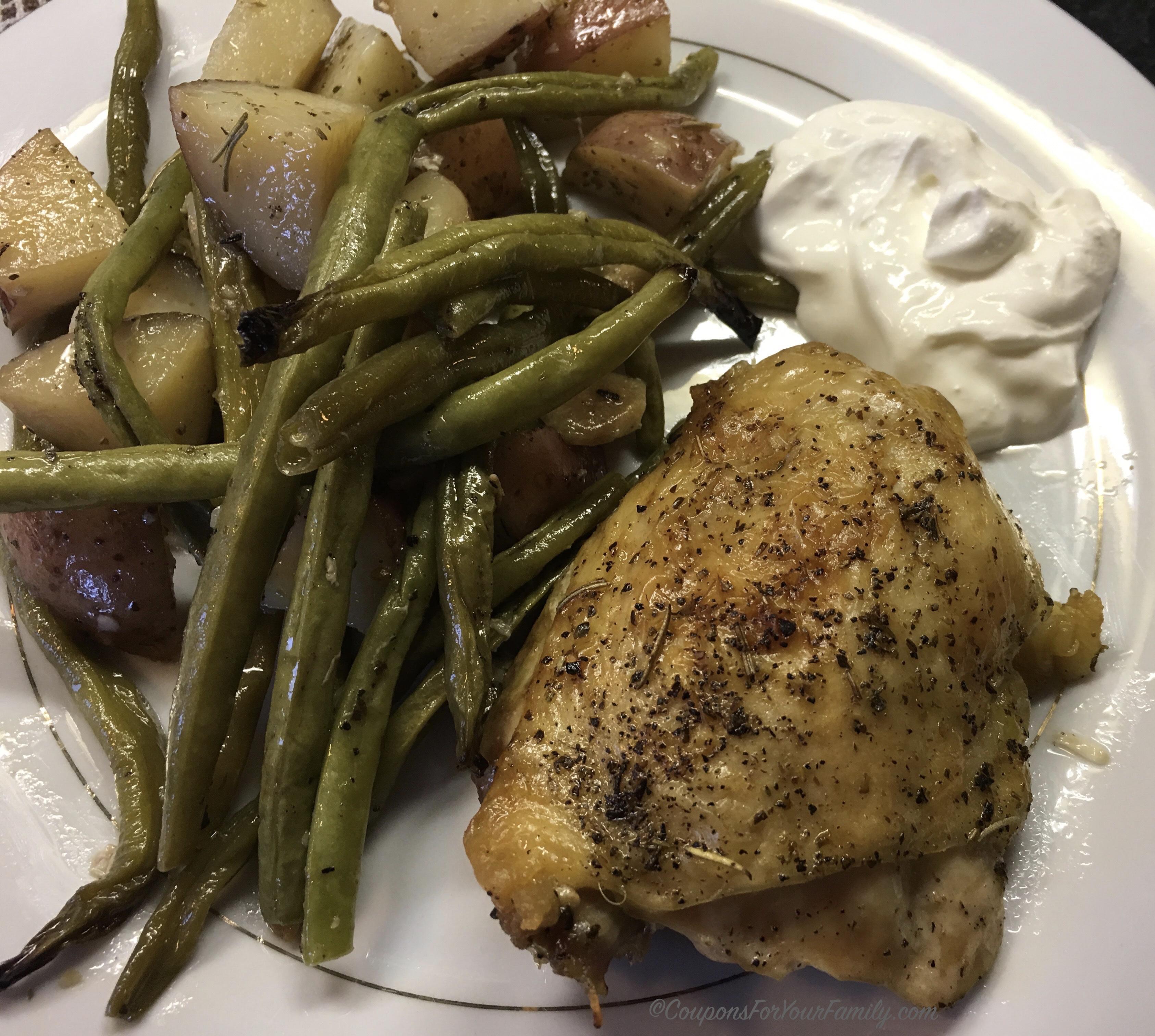 Baked Chicken Thigh Recipe 6