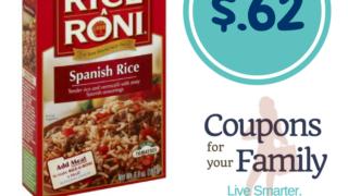 Wegmans Coupon Deal Rice A Roni