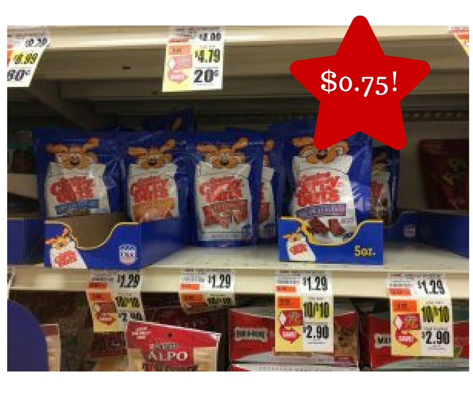 Tops: Canine Carry-Outs Only $0.75
