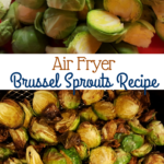 Healthy & Fried Brussel Sprouts Recipe