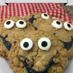 Crazy Monster Cookies