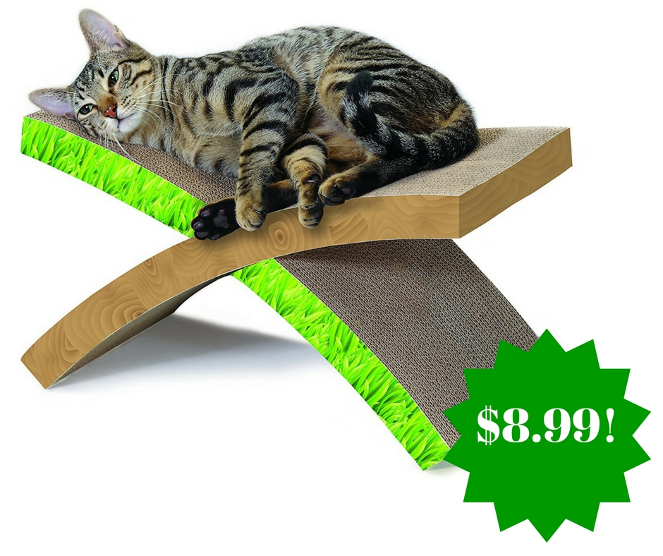 Amazon: Petstages Cat Scratcher and Rest Only $8.99