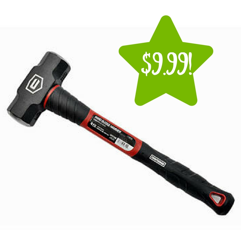 Sears: Craftsman Hand Sledge Hammer Only $9.99 (Reg. $20)