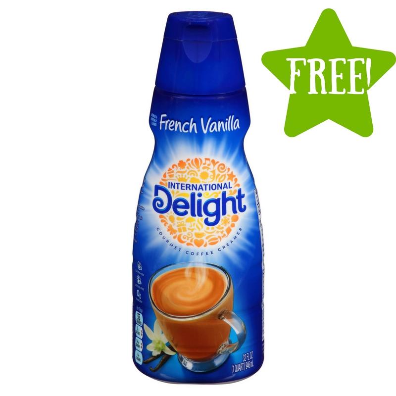 Dollar Tree: FREE International Delight Coffee Creamer