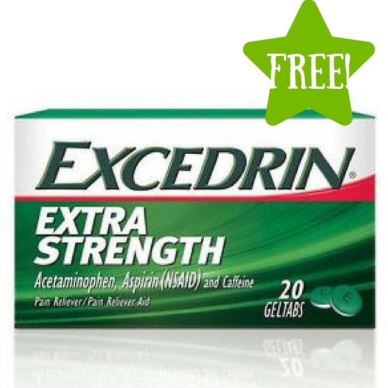 Dollar Tree: FREE Excedrin Extra Strength