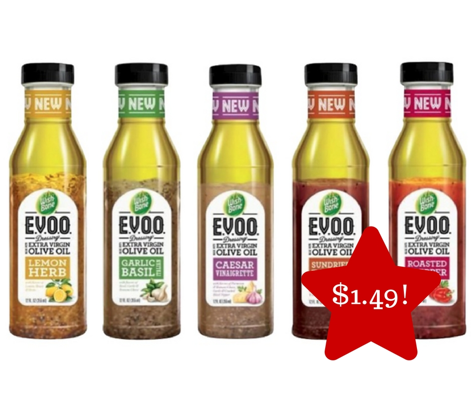 Tops: Wish Bone EVOO Only $1.49