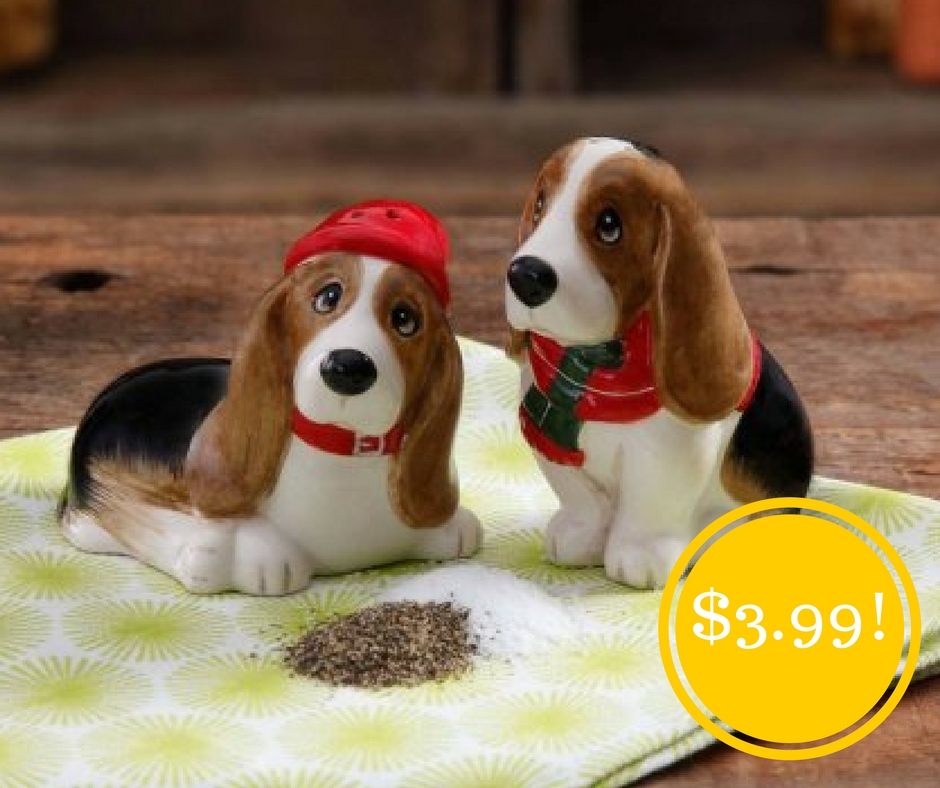 Walmart: The Pioneer Woman Charlie and Walter Salt and Pepper Shakers Only $3.99 (Reg. $9.44)
