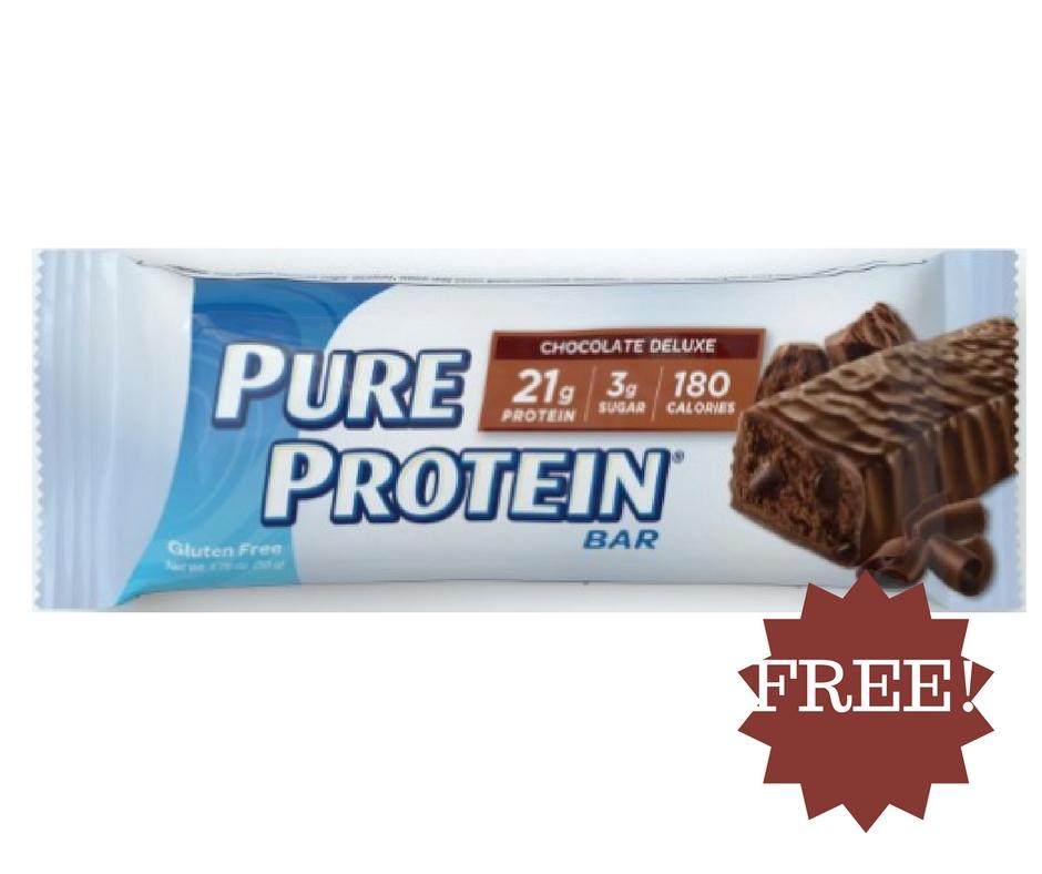 Wegmans: FREE Pure Protein Bar