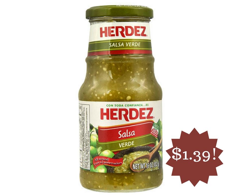 Wegmans: Herdez Salsa Only $1.39