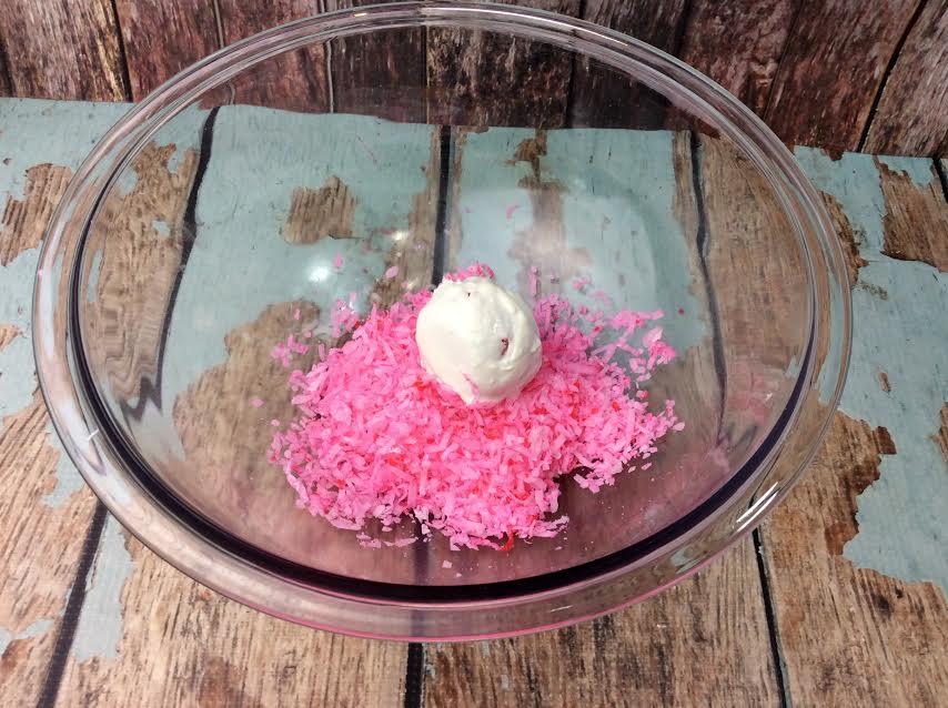 cake ball love bug