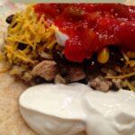 Easy Chicken Taco