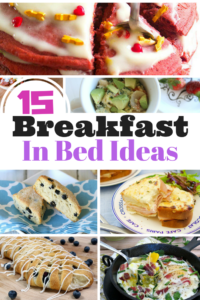 15 Breakfast In Bed Recipe Ideas