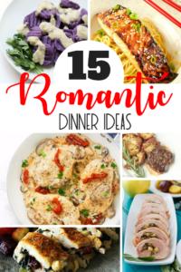 15 Romantic Dinner Ideas - Denise