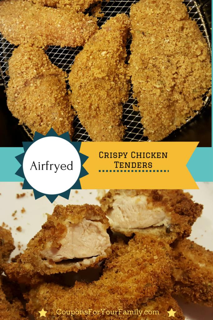 Airfryer Crispy Chicken