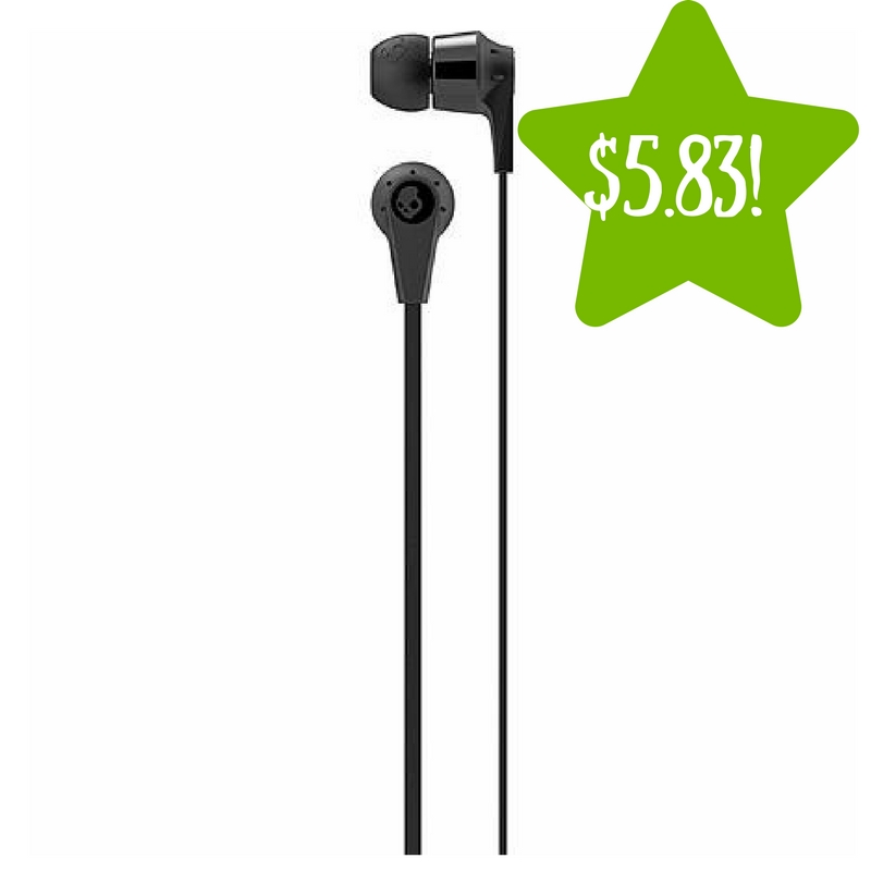 Sears: Ink'd 2 Earbuds Only $5.83 After Points (Reg. $16)