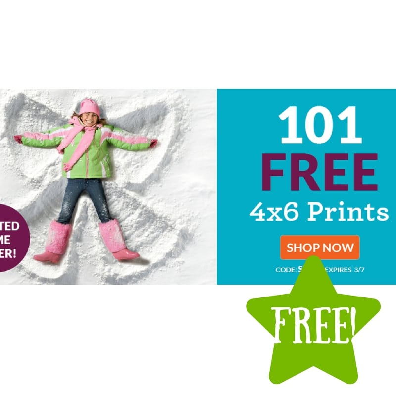 101 FREE 4x6 Photos with York Photo