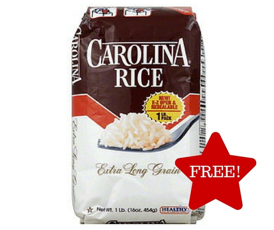 Tops: FREE Carolina Rice