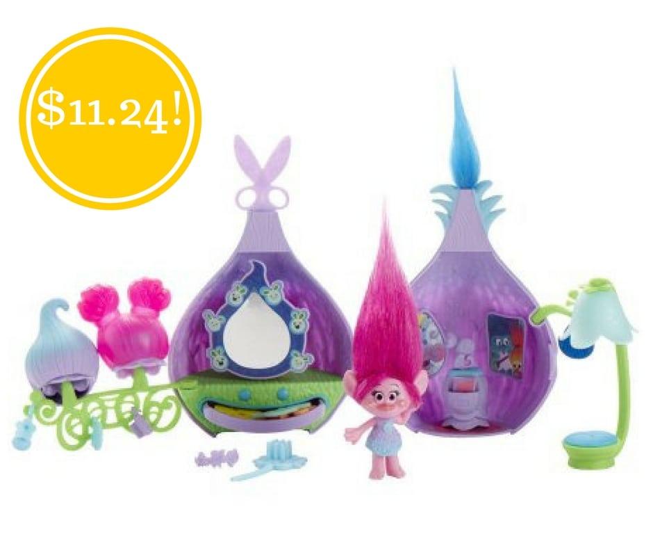 Walmart: DreamWorks Trolls Poppy's Stylin' Pod Only $11.24 (Reg. $20)