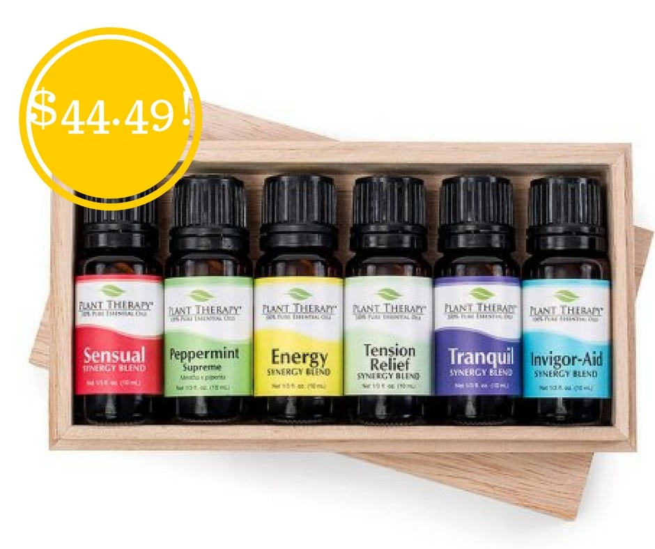 Walmart: 100% Pure, Undiluted Essential Oils Romance Set Only $44.49 (Reg. $91)