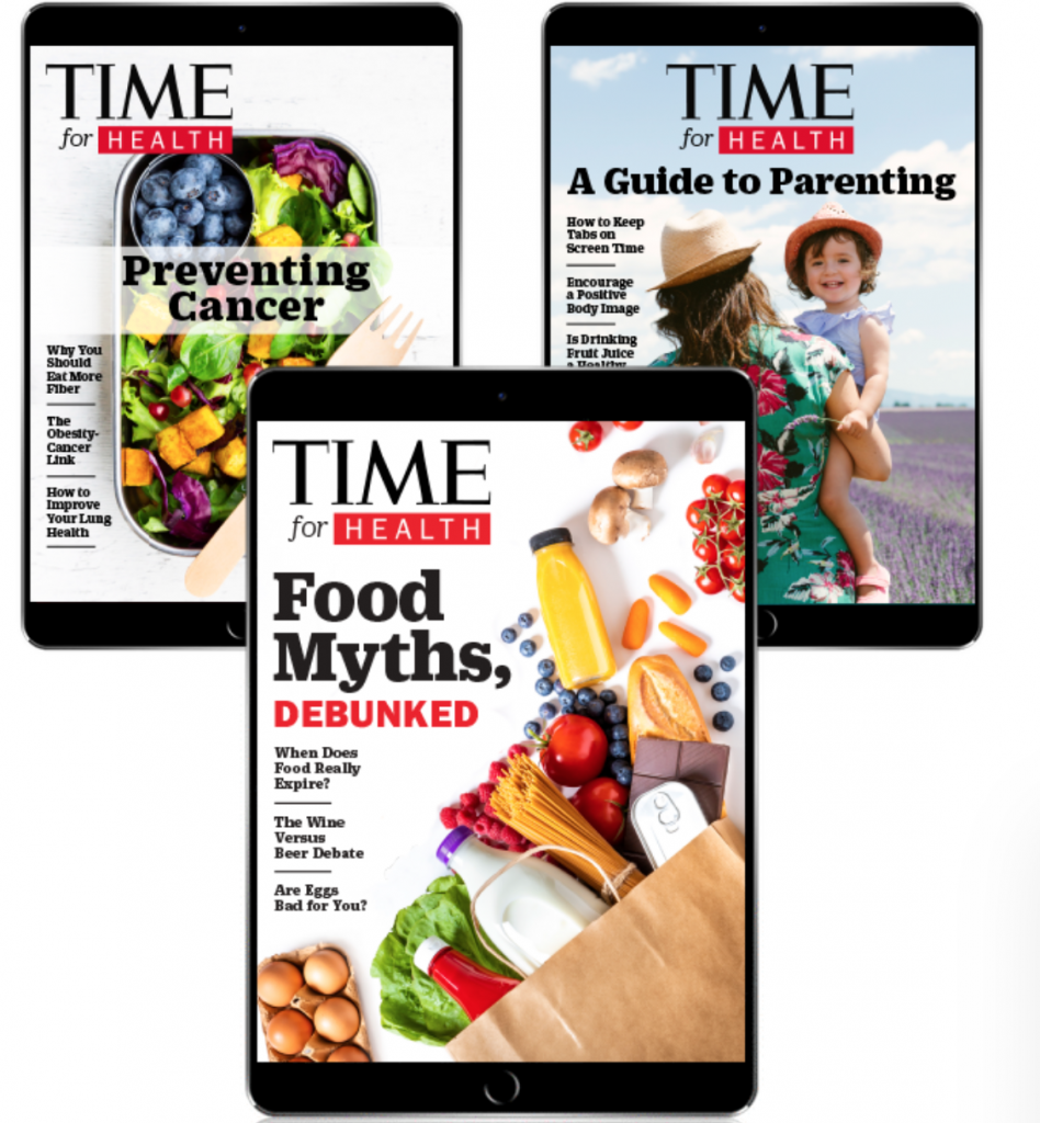 Free Time for Health Magazines