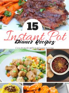 Instant Pot Recipes for Dinner