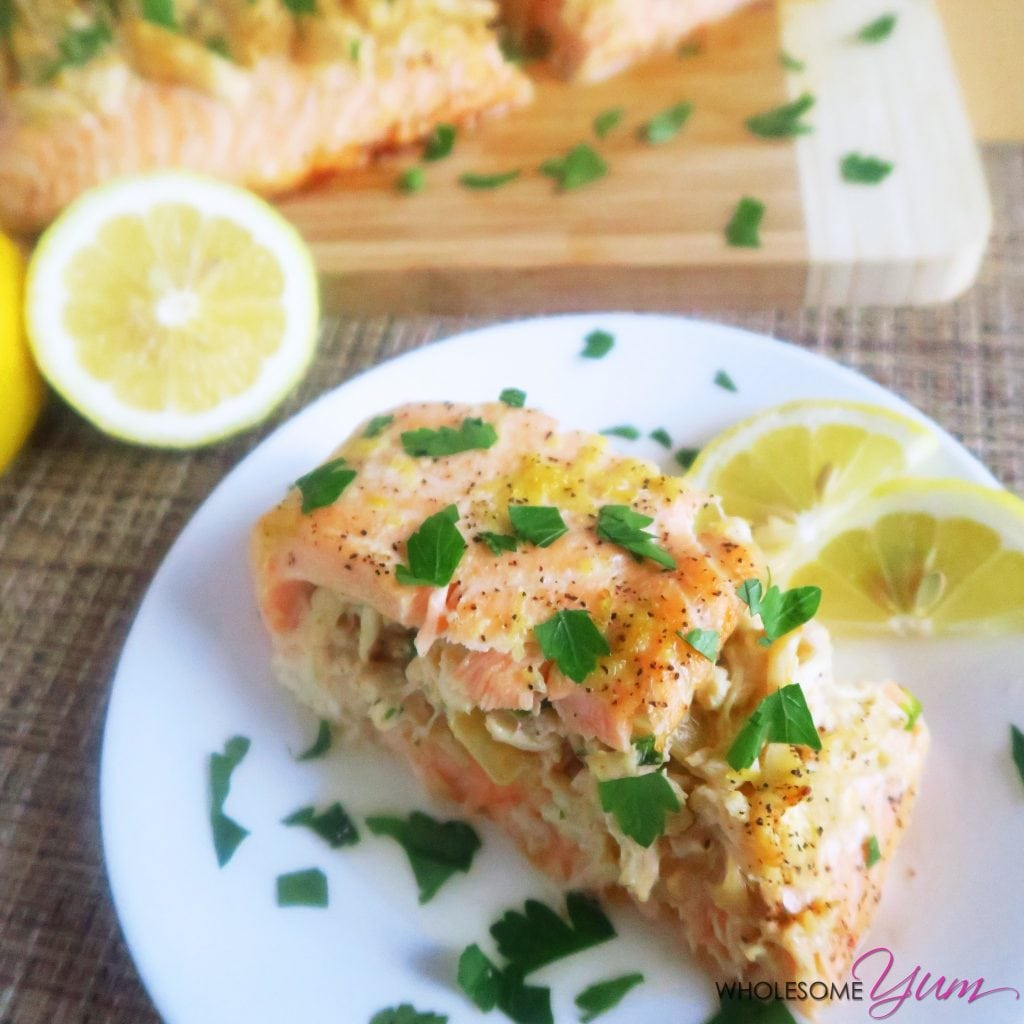 Stuffed Salmon: Check Out These Romantic Dinner Ideas To Make Your Spouse